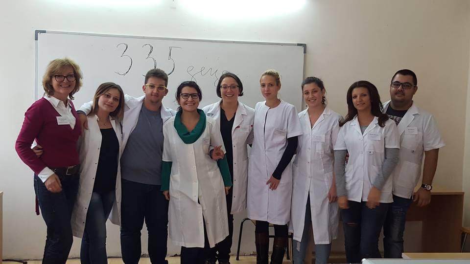 Училищен скрининг на зрение, октомври 2015, Девня